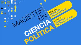 Café de presentación del Magíster en Ciencia Política