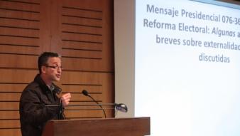 La reforma del sistema electoral en Chile