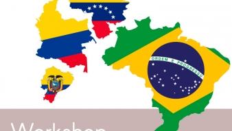 Workshop analizará la situación política de Colombia, Brasil, Ecuador y Venezuela