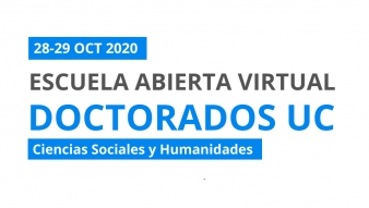 """La Escuela de Graduados de nuestra Universidad invita a participar de la """"Escuela Abierta virtual Doctorados UC 2020"""""""