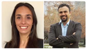 María Marta Maroto y Rodrigo Medel, nuevos Doctores en Ciencia Política UC