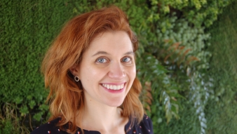 Catherine Reyes-Housholder se integra como académica e investigadora a nuestro Instituto