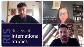 Profesor Giovanni Agostinis nos presenta su último artículo publicado en Review of International Studies