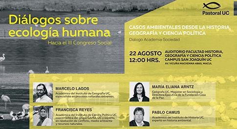 Diálogos sobre Ecología Humana