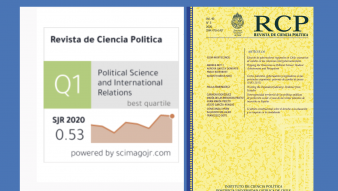 Revista de Ciencia Política alcanza por segundo año consecutivo Q1 en Scimago Journal Rank