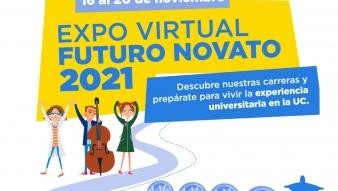 Expo Virtual Futuro Novato y Novata UC 2021