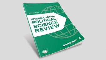 """Profesor Stefano Palestini publica artículo en """"International Political Science Review"""""""