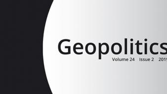 Profesor Carsten-Andreas Schulz, en conjunto con Federico Rojas, publica artículo en el Journal Geopolitics