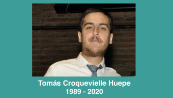 Tomás Croquevielle Huepe (1989-2020)