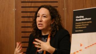 Libro de profesora Valeria Palanza es elegido como uno de los textos académicos más sobresalientes del 2019
