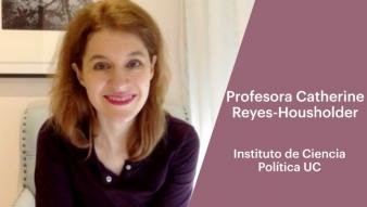Profesora Catherine Reyes-Housholder estudia la presidencia y el género en América Latina